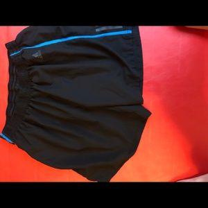 Adidas men's running shorts